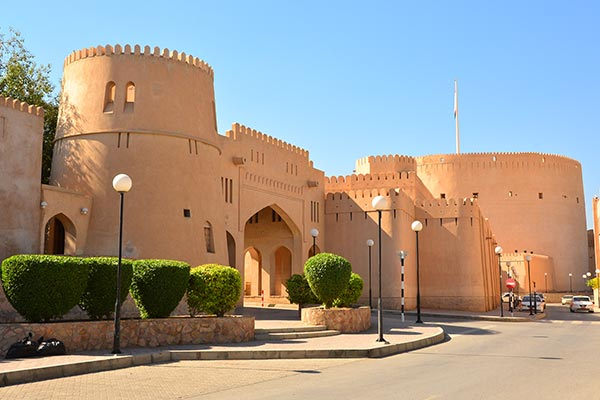Oman tours and travel
